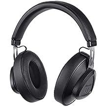 Bluedio TM Auriculares Bluetooth 5.0 inalámbricos portátiles On-Ear, Controla de Voz, con