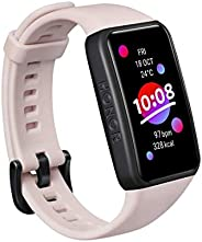 HONOR Band 6 Smartwatch Orologio Fitness Uomo Donna Activity Tracker, SpO2 e Cardiofrequenzimetro da Polso Con