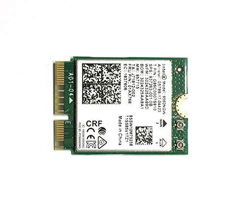 Intel Wireless-AC 9560, M.2 2230, 2x2 Ac+Bt, Gigabit, ohne Vpro