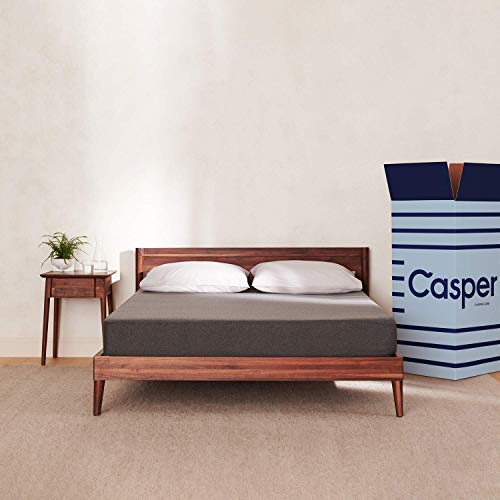 Casper Matelas à mémoire respirant - 140 x 190 cm | Épaisseur 24 cm