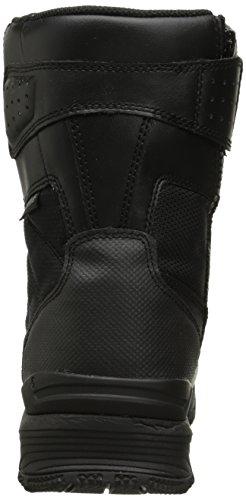 Original S.W.A.T. H.a.w.k. 9 WP Side-Zip en, Chaussures de Travail Homme Noir