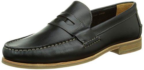 Sebago Conrad Penny, Mocassins (loafers) homme Noir (Black)