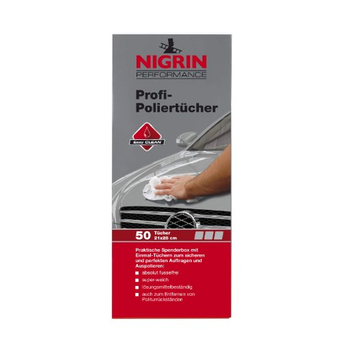 Nigrin Brillant-Wachs Turbo