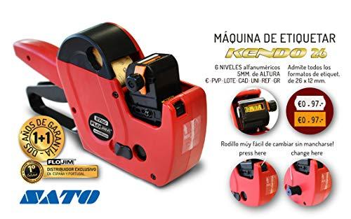 Máquina Etiquetadora FLOJIM Kendo 26-1 Linea
