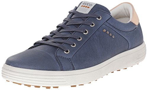 Ecco 1520, Chaussures de Golf Homme - Bleu - Blau (Denimblue 1086), 40 EU