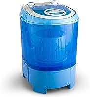 OneConcept Sg003 machine à laver Portable Charge par dessus Bleu 2,8 kg - Machines à laver (Portable, Charge p