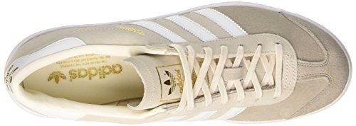 adidas Hamburg, Chaussures de Tennis Homme Multicolore - Multicolore (Cwhite/Ftwwht/Peagre)