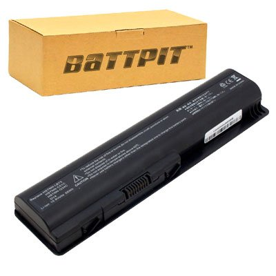 Battpit Batteria per notebook Compaq Presario CQ61 Series (4400mah)