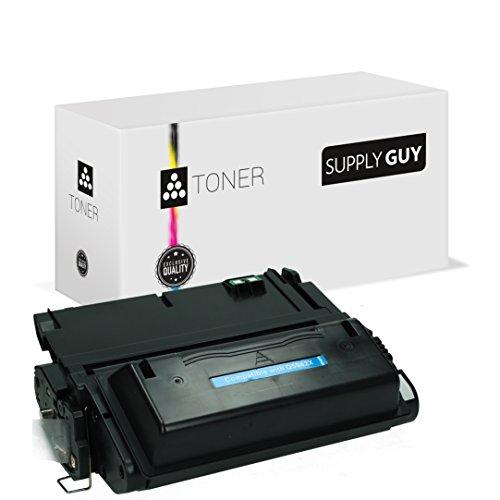 Preisvergleich Produktbild Toner kompatibel zu HP 42X Q5942X Schwarz passend für Laserjet 4250 4250DTN 4250DTNSL 4250n 4250TN 4350 4350DTN 4350DTNSL 4350n 4350TN