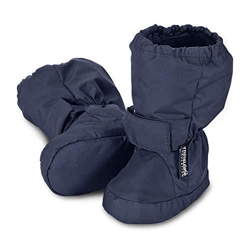 Sterntaler Winter Baby Schuhe Gr. 17-18 Farbe 300 marine, extra hoch