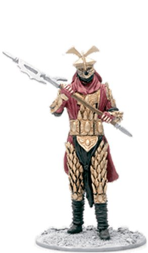 Lord of the Rings Señor de los Anillos Figurine Collection Nº 101 Easterling 1