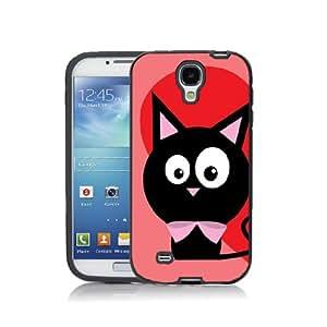 Case Schutzrahmen hülse Cat Ncat3 Abdeckung für Samsung Galaxy Mega 6.3 Border Gummi Silikon Tasche Schwarz