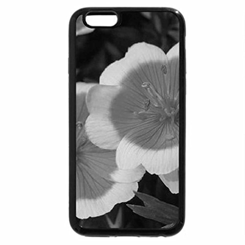 6S-Cover per iPhone Plus, iPhone 6 Plus Case & bianco (nero), a forma di uovo con pentolini per uova in camicia