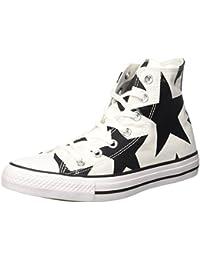 Nero 515 Converse Chuck Taylor All Star Hi Sneaker a collo alto Unisex 219