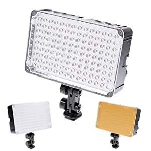 Aputure AL 126 Torche vidéo LED stand + flash + Filtre