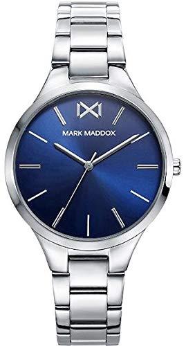 Mark Maddox MM0109-57 Montre à Bracelet pour Femme