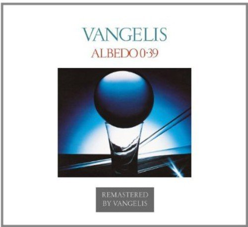 Vangelis: Albedo 0.39 (Remastered Edition) (Audio CD)