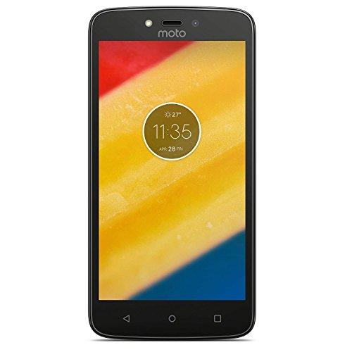 Motorola Moto C XT1755 (Starry Black)
