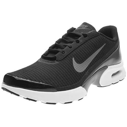 NIKE Women's Air Max Jewell Black Dark Grey White Running Shoe 7.5 Women US (Nike Air Max Womens Running)