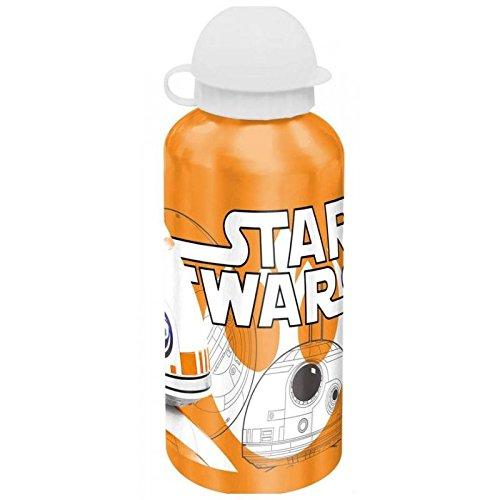 Star Wars Ep VII: La forza Awakens BB-8 Astromech Droid-Borraccia Alluminio SWE7006BB8