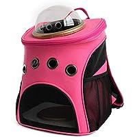 Susulv Mochila de Burbujas Traveller innovadora para Mascotas, para Gatos y Perros (Color : B)
