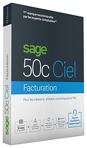 Sage 50C Facturation 30 jours d'assistance