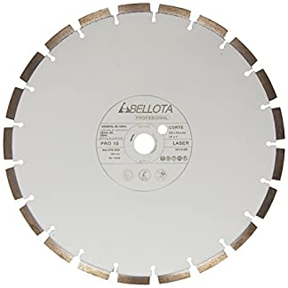 Bellota 50713-350 Disco Diamante Corte HÚMEDO General DE Obra Pro 10 350MM