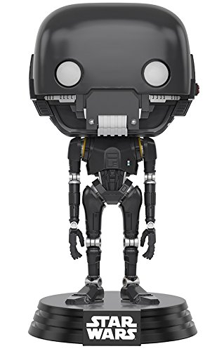 Funko Pop! Film: Star Wars Rogue One: A Star Wars Story -  K-2SO Droid figura di azione