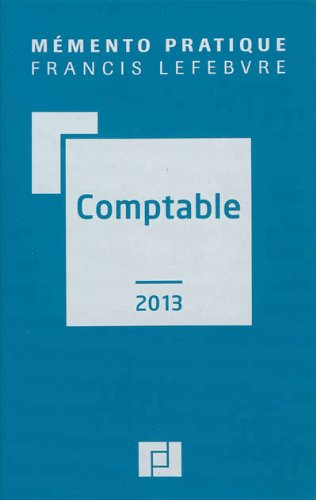Comptable 2013