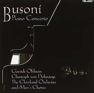 Telarc Classics - Busoni (Klavierkonzert)