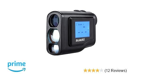 Suaoki m golf entfernungsmesser laser amazon kamera