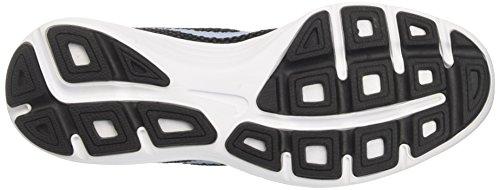 Nike Wmns Revolution 3, Chaussures de Course Femme Multicolore (Black / Aluminum / Anthracite / White)
