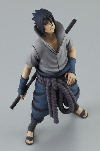 Toynami Naruto Shippuden: Sasuke Figuarts Zero PVC Figure [Toy] (japan import) 5