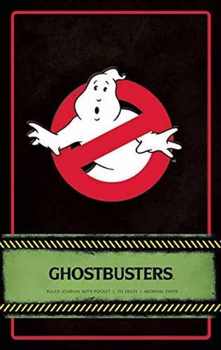 Ghostbusters. Hardcover Ruled Journal (Insights Journals) por Vv.Aa