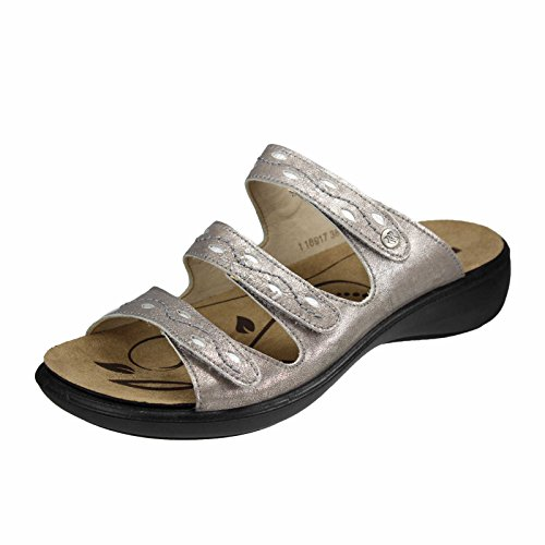 YFF Frauen flach Sandalen Schuhe gewebte Schuhe flache Schuhe flip flops Sandale Frauen mit mehreren Farben, Lila, 7.
