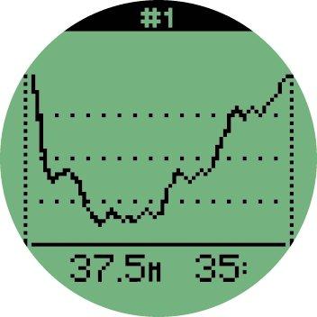 Mares Matrix Tauchcomputer – Schwarz, BX, 414166 - 5