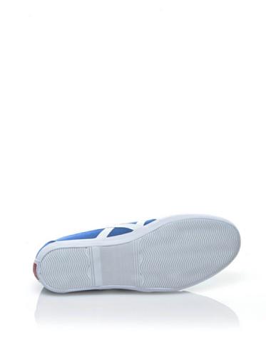 Onitsuka Tiger  Mexico 66,  Unisex-Erwachsene Sneakers Blau / Weiß