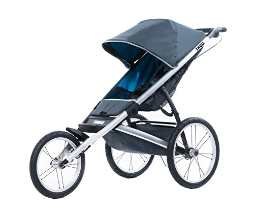 thule-dark-shadow-glide-baby-pushchair