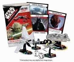 STAR WARS POCKETMODEL - GAME PACK