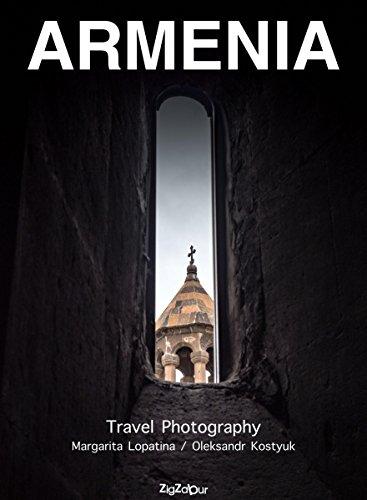 Armenia: Travel Photography (English Edition) por Margarita  Lopatina