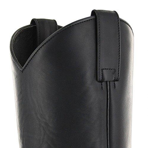 Sendra Boots Stiefel Diego 5588 Negro/Herren Cowboystiefel Schwarz/Westernstiefel/Reitstiefel Negro