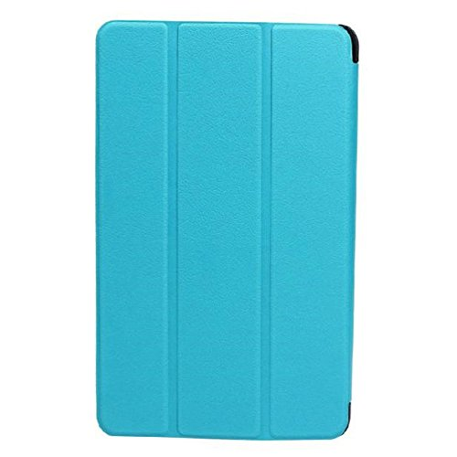 bluester-tri-fold-leather-stand-case-cover-for-amazon-kindle-fire-7inch-2015-blue