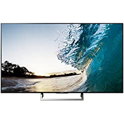 """Sony KD-65XE8596 - Televisor 65"""" 4K HDR LED con Android TV (Motionflow XR 1000 Hz, 4K HDR Processor X1, pantalla TRILUMINOS, Wi-Fi), negro"""