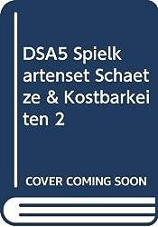 DSA5 Spielkartenset Schätze & Kostbarkeiten 2 (Das Schwarze Auge - Zubehör)