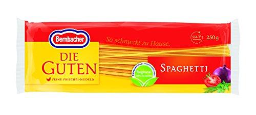 Bernbacher Die Guten 250g - Spaghetti, 10er Pack  (10 x  250 g Beutel)
