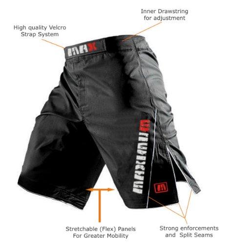 MMA shorts...