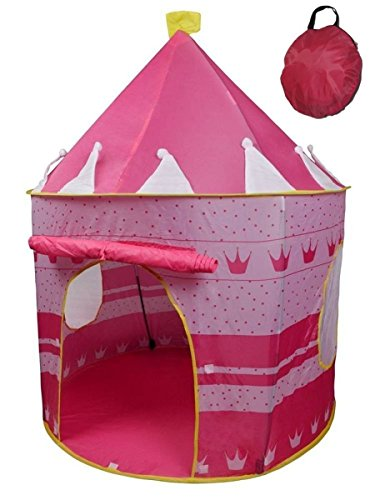 Pink Pop up Portable Foldable Pl...