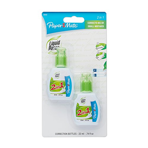 paper-mate-liquid-paper-2-in-1-correction-combo-22-ml-bottle-white-2-per-pack-42032