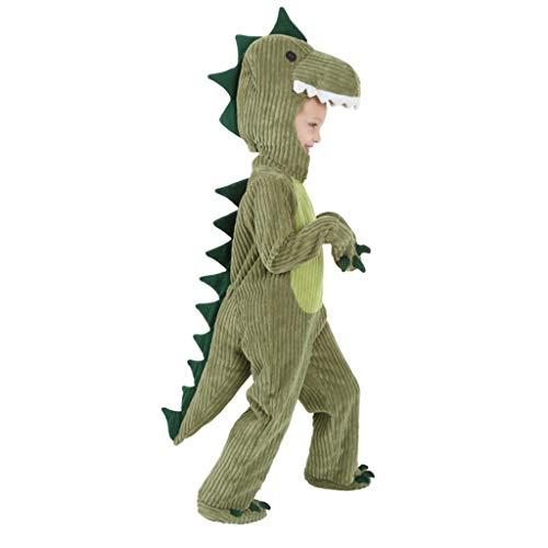 LOVEPET Erwachsene Kind Cosplay-Kleidung Für Dinosaurier Tyrannosaurus Rex Kinder-Eltern-Kind-Party Requisiten Halloween Weihnachten Dress Up S