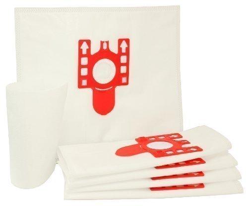 first4spares-sac-a-poussiere-filtre-serie-fjm-lot-x5-pour-aspirateur-miele